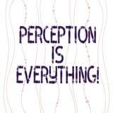 Textzeichen-Vertretung Vorstellung ist alles Begriffsfoto, wie wir Ausfall oder Niederlage identifizieren, macht Unterschied Vert vektor abbildung