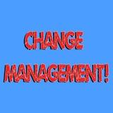 Textzeichenvertretung Änderungs-Management Begriffsfoto ersetzen Führungen oder Leute-verantwortlichen Ersatz lizenzfreie abbildung