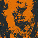 Texure abstracto del vector del grunge Fotos de archivo