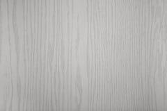 Texure en bois blanc Photographie stock libre de droits