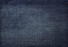 Texure van de jeans. Royalty-vrije Stock Foto's