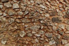 Texures van een oude steenmuur Royalty-vrije Stock Foto