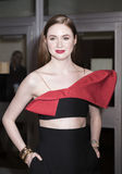 TFF 2017 The Circle Premiere. NEW YORK, NY , USA - APRIL 26: Actress Karen Gillan attends Tribeca Gala: The Circle Premiere during the 2017 Tribeca Film Festival Stock Photo