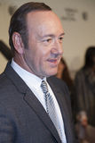 TFF 2014. New York, NY, USA - April 21, 2014: Actor Kevin Spacey attends Tribeca Talks: After The Movie: 'NOW: In the Wings On A World Stage' during the 2014 Royalty Free Stock Photos