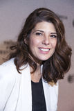 TFF 2014. New York, NY, USA - April 18, 2014: Actress Marisa Tomei attends the 2014 Tribeca Film Festival Word Premiere Narrative: 'Loitering With Intent' at stock photography