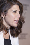TFF 2014. New York, NY, USA - April 18, 2014: Actress Marisa Tomei attends the 2014 Tribeca Film Festival Word Premiere Narrative: 'Loitering With Intent' at stock images