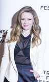 TFF 2014. New York, NY, USA - April 18, 2014: Actress Natasha Lyonne attends the 2014 Tribeca Film Festival Word Premiere Narrative: 'Loitering With Intent' at stock photography