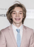 TFF 2017 -  North American Premiere THE DINNER. NEW YORK, NY , USA - APRIL 24: Actor Charlie Plummer attends North American Premiere of THE DINNER during the Royalty Free Stock Photography
