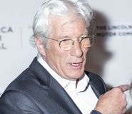 TFF 2017 -  North American Premiere THE DINNER. NEW YORK, NY , USA - APRIL 24: Actor Richard Gere attends North American Premiere of THE DINNER during the 2017 Stock Photo