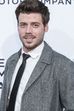 TFF 2017 World Premiere `Permission`. NEW YORK, NY , USA - APRIL 22: Actor Francois Arnaud attends World Premiere 'Permission' during the 2017 Tribeca Film Royalty Free Stock Photos