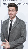 TFF 2017 World Premiere `Permission`. NEW YORK, NY , USA - APRIL 22: Actor Francois Arnaud attends World Premiere 'Permission' during the 2017 Tribeca Film Stock Photography