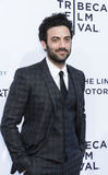 TFF 2017 World Premiere `Permission`. NEW YORK, NY , USA - APRIL 22: Actor Morgan Spector attends World Premiere 'Permission' during the 2017 Tribeca Film Stock Image