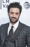 TFF 2017 World Premiere `Permission`. NEW YORK, NY , USA - APRIL 22: Actor Morgan Spector attends World Premiere 'Permission' during the 2017 Tribeca Film Royalty Free Stock Image