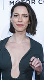 TFF 2017 World Premiere `Permission`. NEW YORK, NY , USA - APRIL 22: Actress Rebecca Hall attends World Premiere 'Permission' during the 2017 Tribeca Film Royalty Free Stock Images