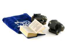 Tfillin and Siddur Royalty Free Stock Photos