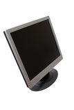 TFT Flat Panel Monitor Stock Images