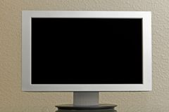 Tft Lcd screen flat Royalty Free Stock Photo