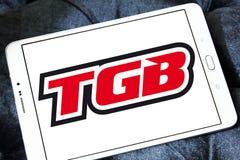 Tgb motocykli/lów logo Zdjęcie Stock