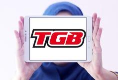 Tgb motocykli/lów logo Zdjęcie Royalty Free