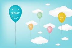 TGIF happy day Royalty Free Stock Photo