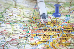 TGV του Παρισιού - προορισμός διακοπών στοκ φωτογραφίες με δικαίωμα ελεύθερης χρήσης