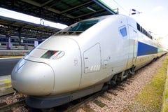 TGV royalty free stock photo