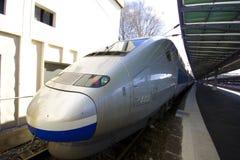 TGV royalty free stock image