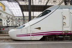 TGV. high speed train Stock Image
