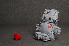 Thème d'amour et de Saint-Valentin Image libre de droits