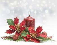 Thème de fond de Noël Images stock