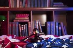 Thème de Jour de la Déclaration d'Indépendance Photo libre de droits