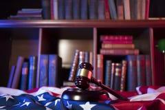 Thème de Jour de la Déclaration d'Indépendance Images stock