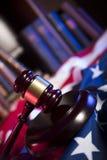 Thème de Jour de la Déclaration d'Indépendance Photographie stock libre de droits