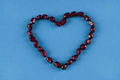 Thème de jour du ` s de Valentine Image stock