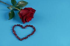 Thème de jour du ` s de Valentine Images stock