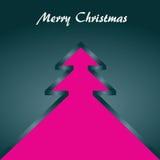 Thème de Noël. Image libre de droits