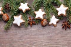 Thème de Noël Image stock