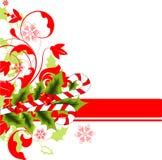 Thème de Noël. Photo stock