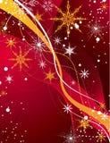Thème de Noël illustration libre de droits