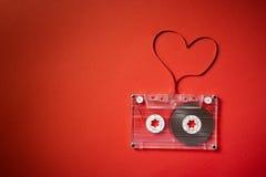 Thème de Valentine Image stock