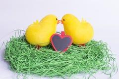 Thème du jour de Valentine Photo stock