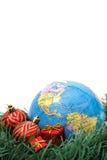Thème du monde de Noël - Amériques Photographie stock libre de droits