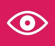 Thème Logo Concept de vision Photo stock