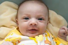 Thème mignon nouveau-né Photo stock