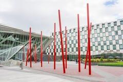 Théâtre d'énergie de Bord Gais à Dublin Photos libres de droits