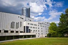 Théâtre d'Aalto image libre de droits