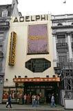 Théâtre d'Adelphi Images stock