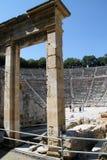 Théâtre d'Epidaurus - Grèce photo stock