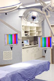 Théâtre d'hôpital photos libres de droits