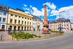 Théâtre dans la vieille ville de Coblence, Allemagne photo stock